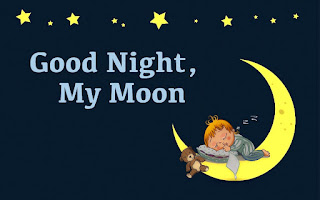 Have a sweet dream my little son with Good Night Wallpaper