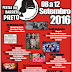 Programa das Festas do Barrete Preto na Malveira 2016