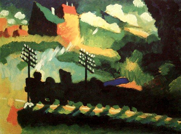 Vasilij Vasiljevič Kandinski - Page 4 Wassily+Kandinsky+-+Tutt%2527Art%2540+%25285%2529