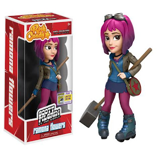 Rock Candy: Scott Pilgrim vs. the World – Ramona Flowers (1250pc LE).