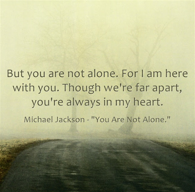 Michael Jackson song quote 5