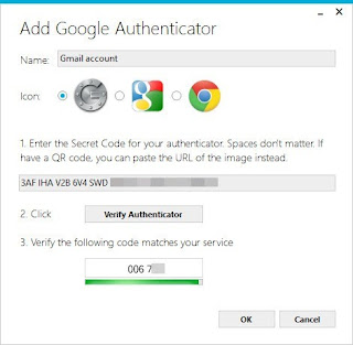 How to enable 2 step verification