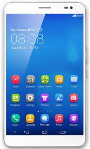Harga Huawei MediaPad X1 7.0