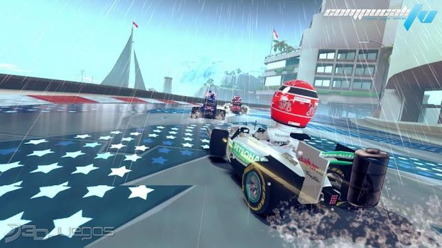 F1 Race Stars Xbox 360 Español Región Free Descargar 2012