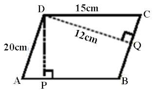 Jajar genjang yaitu jenis berdiri datar dua dimensi yang dibuat oleh jaring jaring rusuk  Rumus Jajar Genjang (Luas, Keliling, dan Contoh Soal)