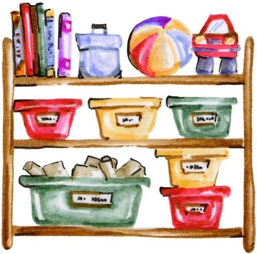 Dibujos de limpieza de casa - Imagenes de limpieza de casas ...