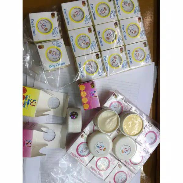 9 Cara Cepat Menghilangkan Bekas Jerawat Dengan Baking: Cream Sin Jung Original (Krim SJ Asli)