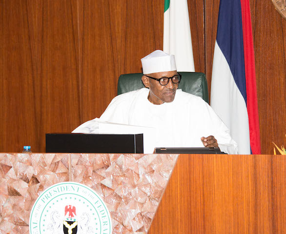Buhari: No cause for anxiety, says Presidency