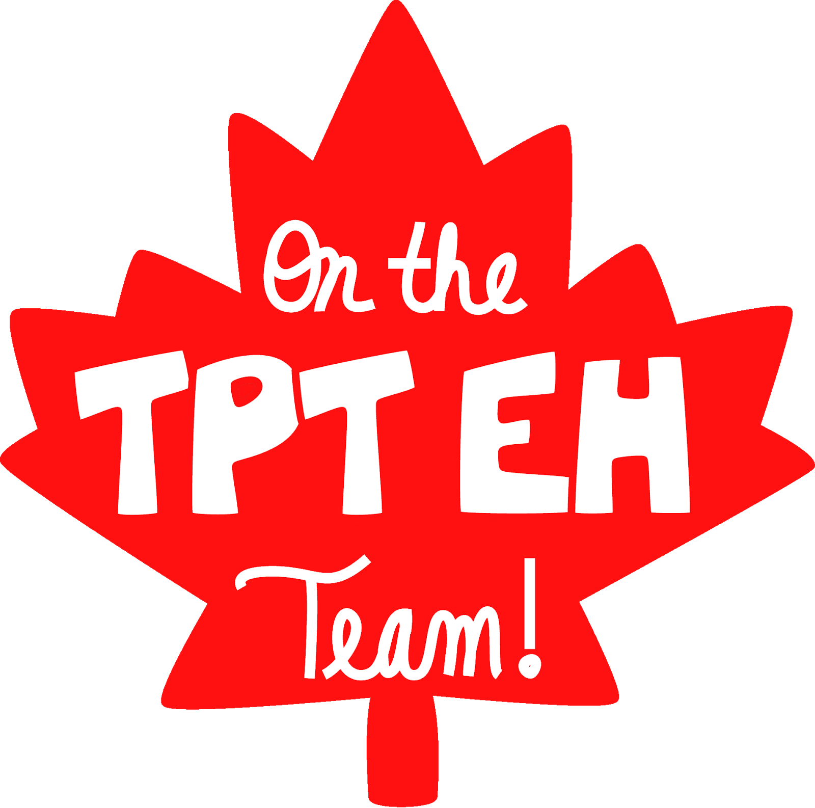 Part of The TPT Eh Team
