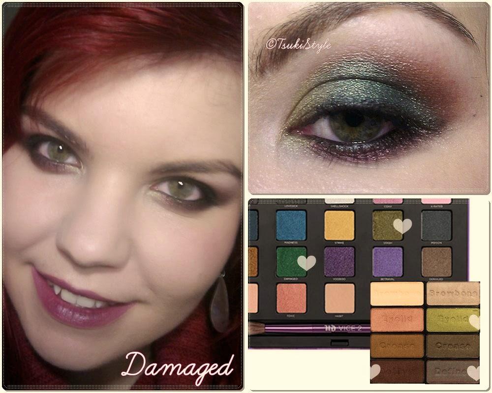 look verde makeup vice 2 comfort zone wet n wild urban decay