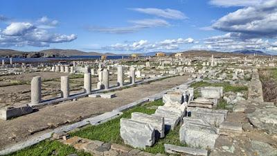 Δήλος: Αναστηλώνεται ο Ναός του Απόλλωνα