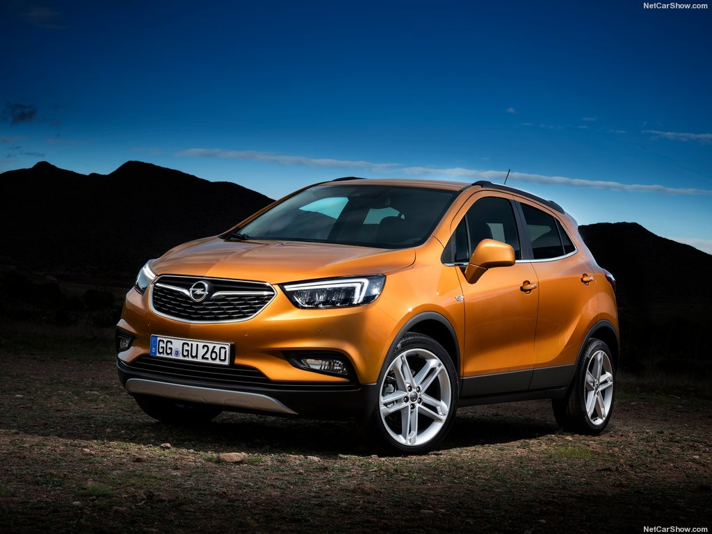 ml automobiles 2017 opel mokka x video. Black Bedroom Furniture Sets. Home Design Ideas
