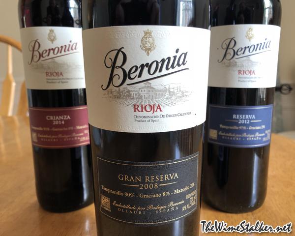 Beronia Rioja Gran Reserva 2008