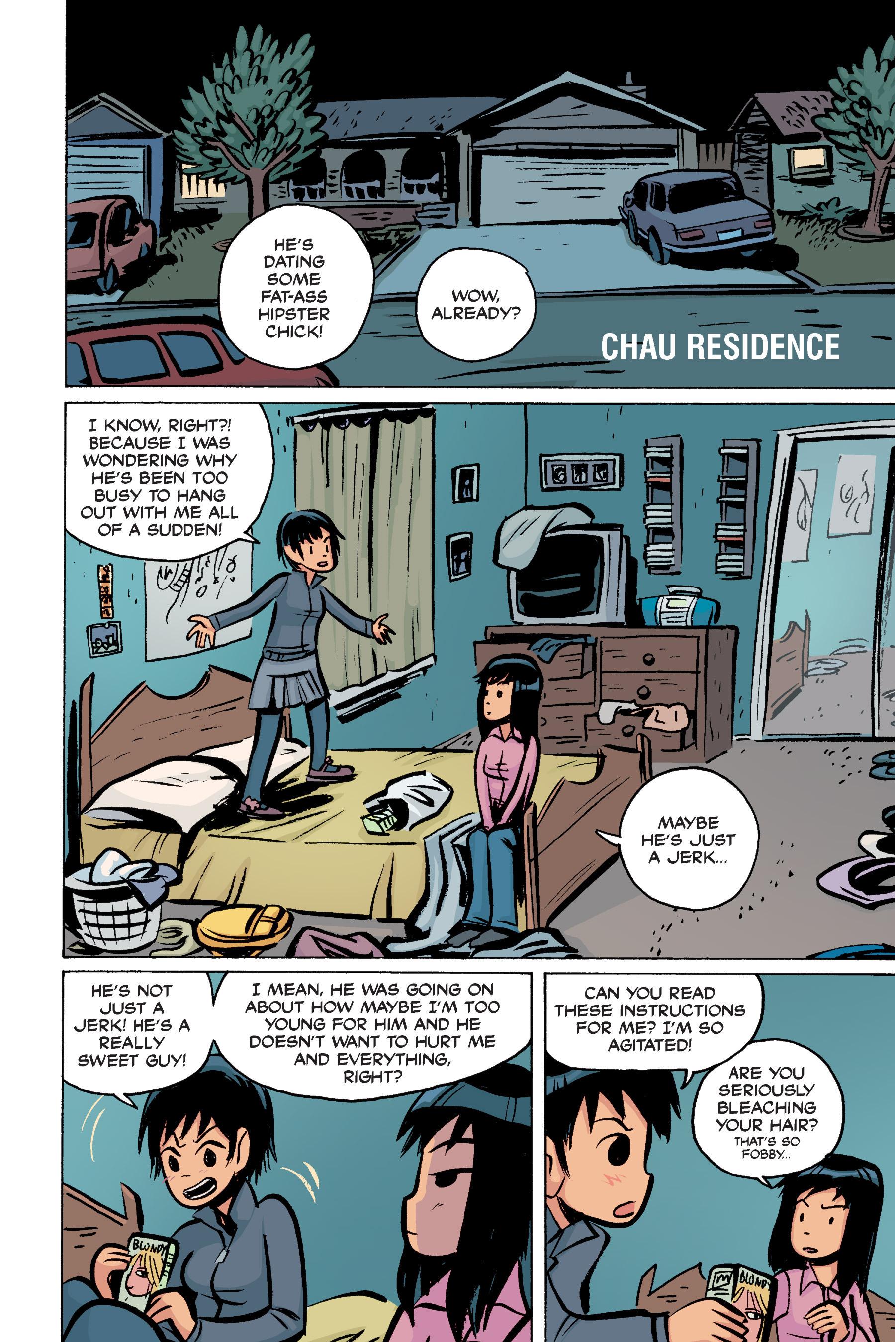 Read online Scott Pilgrim comic -  Issue #2 - 97