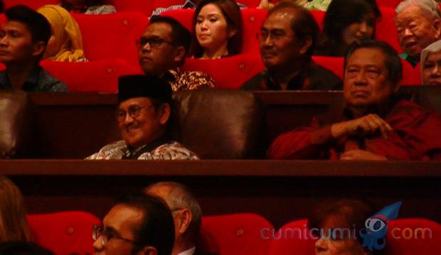 Elite Demokrat Bantah Pernah 'Jual' Kinerja SBY di Bioskop