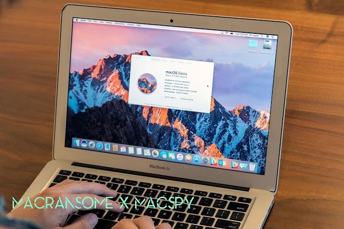 Ransome Mac OS Untuk Pertama Kalinya Ditemukan,Terkespos Di DarkWeb