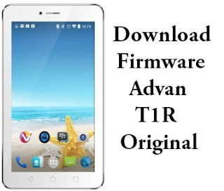 Download Firmware Advan T1R Original