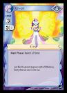 My Little Pony Uh-oh High Magic CCG Card