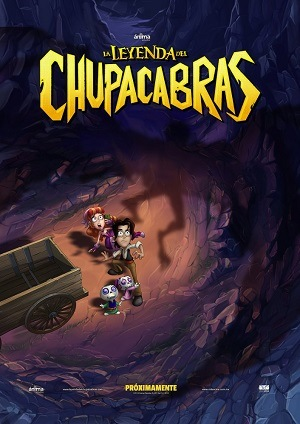 A lenda do Chupacabra - Legendado Torrent