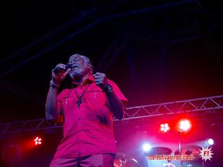 Womad Las Palmas de Gran Canaria 2017 - Horace Andy (Jamaica)