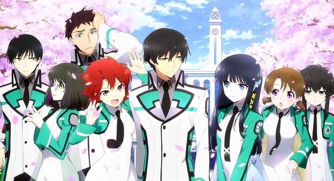 anime light novel terbaik