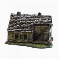 BD208 10 mm Clapboard House.