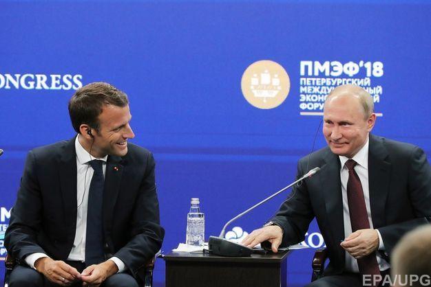 """""""РФ отримує інвестиції, а Україна - поради"""": Експерти розкритикували плани французів інвестувати до Росії"""