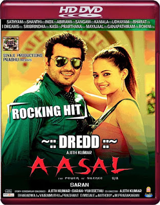 Aasal 2010 Dual Audio 720p UnKut HDRip 1.2GB