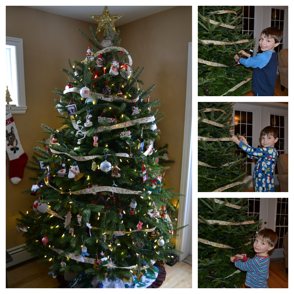 The Tradition Of Christmas Trees: East Coast Mommy: 5 Christmas Tree Traditions