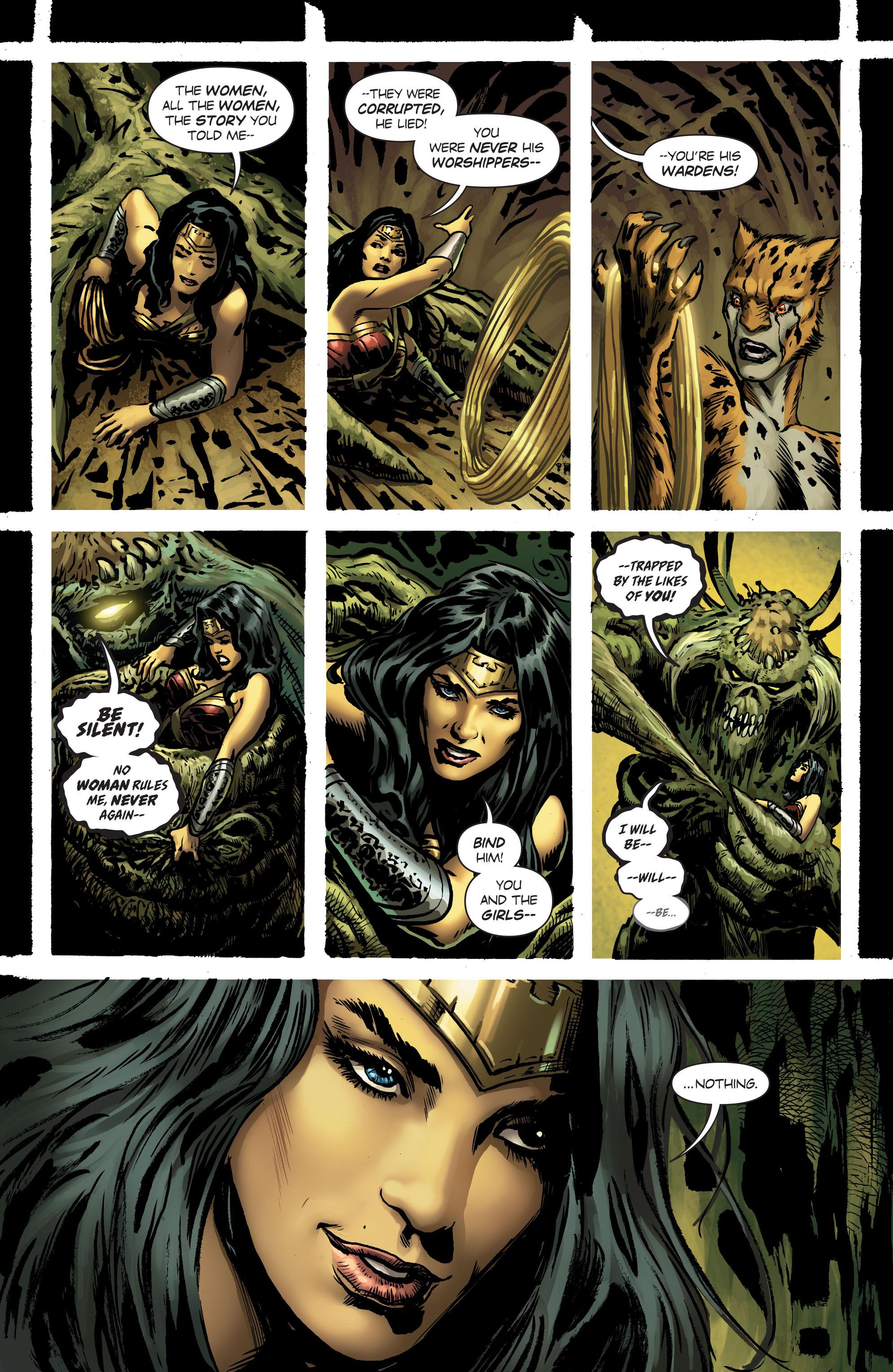 Read online Wonder Woman (2016) comic -  Issue #7 - 20