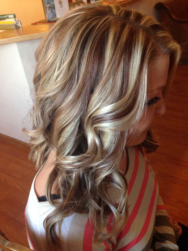 Amazing Multi Colored Highlights! - The HairCut Web