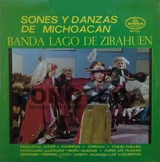 SONES Y DANZAS DE MICHOACÁN