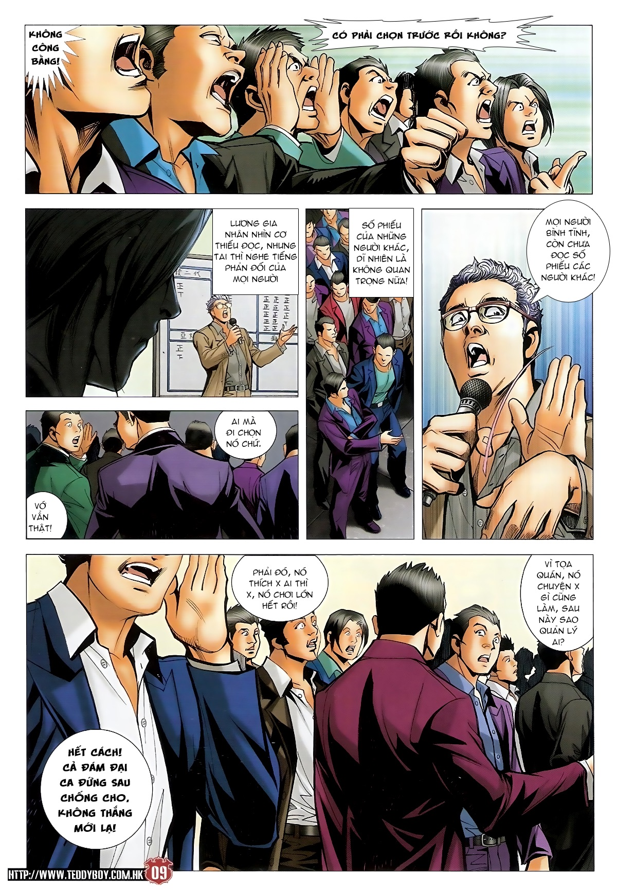 Người Trong Giang Hồ - Chapter 1495: Thiên lý truy hung - Pic 8