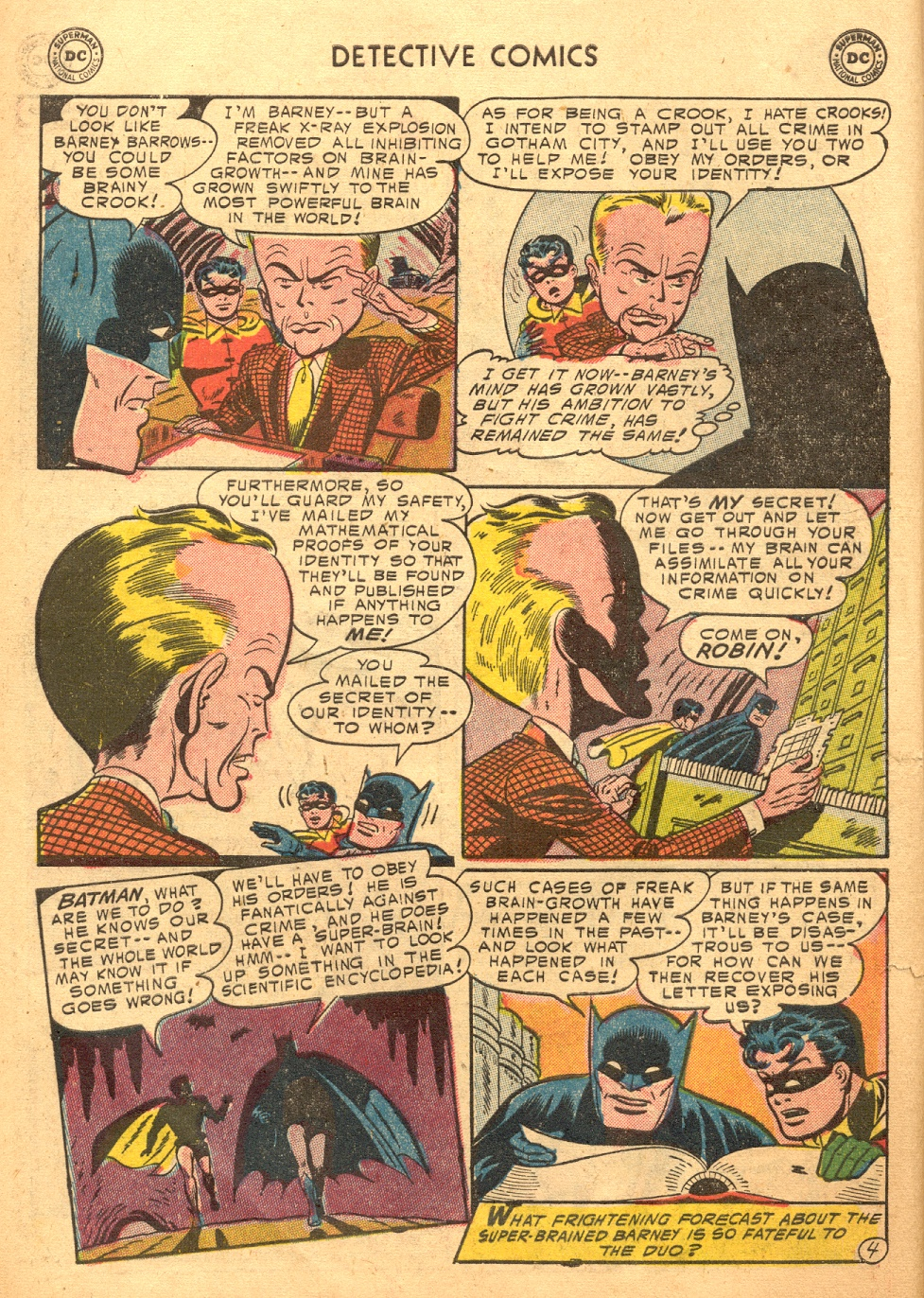 Detective Comics (1937) 217 Page 5