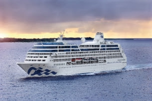 Princess Cruises' Pacific Princess  Emerges from Refit