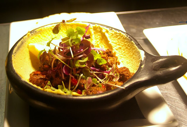 Sister of Society, Prahran, Morrocan spiced lamb