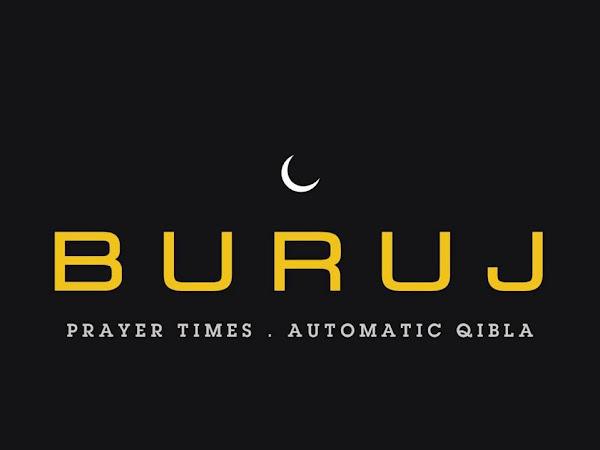 Jam Tangan Azan Auto Kiblat : Buruj Ramadhan Edition