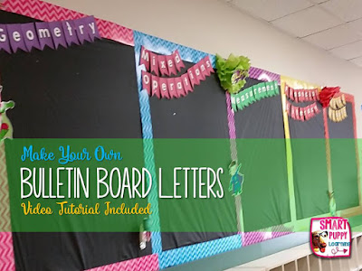 http://www.smartpuppylearning.com/2016/06/making-bulletin-board-bunting-letters.html