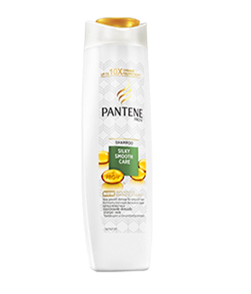 Pantene Smooth And Silky Shampoo 400 ml