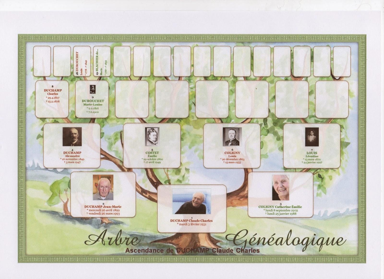 genealogiste familial professionnel offrir l 39 arbre. Black Bedroom Furniture Sets. Home Design Ideas
