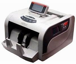 Flat 20% Off on Currency Counting & Fake Note Detecting Machine starts from Rs.10800 Only @ Flipkart