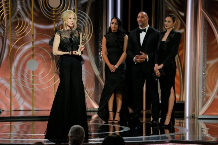 Golden Globes Award 2018: The Complete List Of Winners