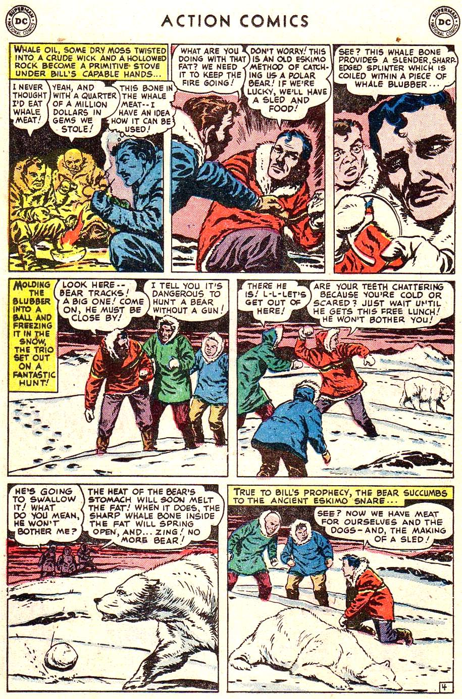 Read online Action Comics (1938) comic -  Issue #172 - 20