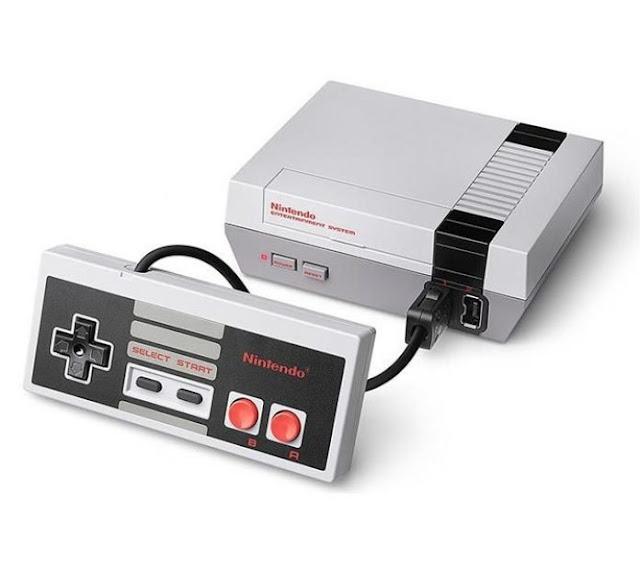 Consola NES Classic de Nintendo