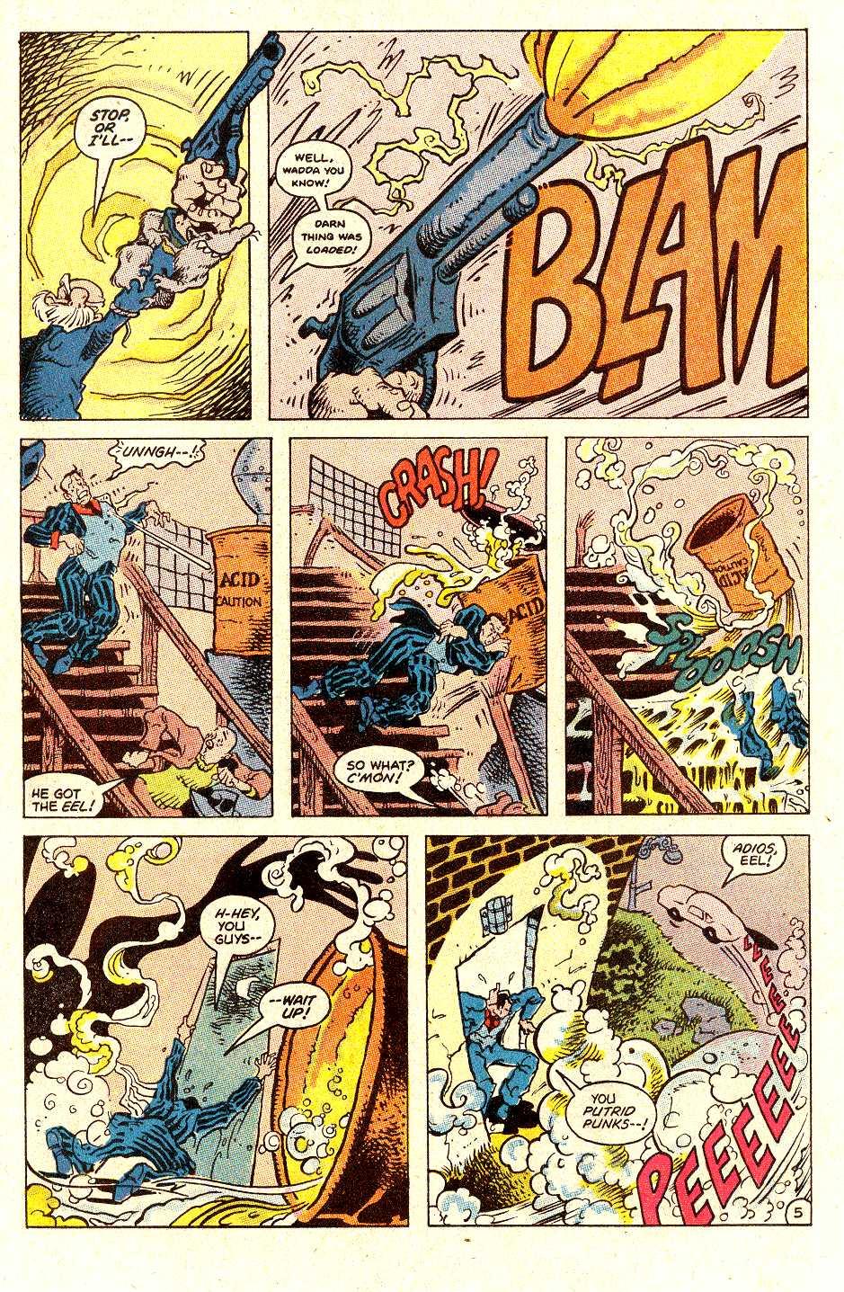 Read online Secret Origins (1986) comic -  Issue #30 - 26