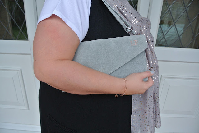 How To Look Put Together: Monochrome, Grey & Rose Gold