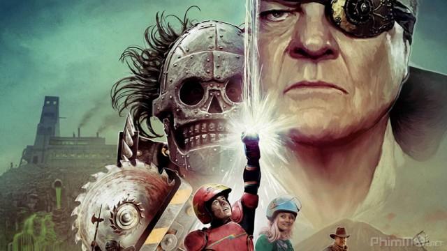 Phim Cậu Bé Mạnh Mẽ VietSub HD | Turbo Kid 2015