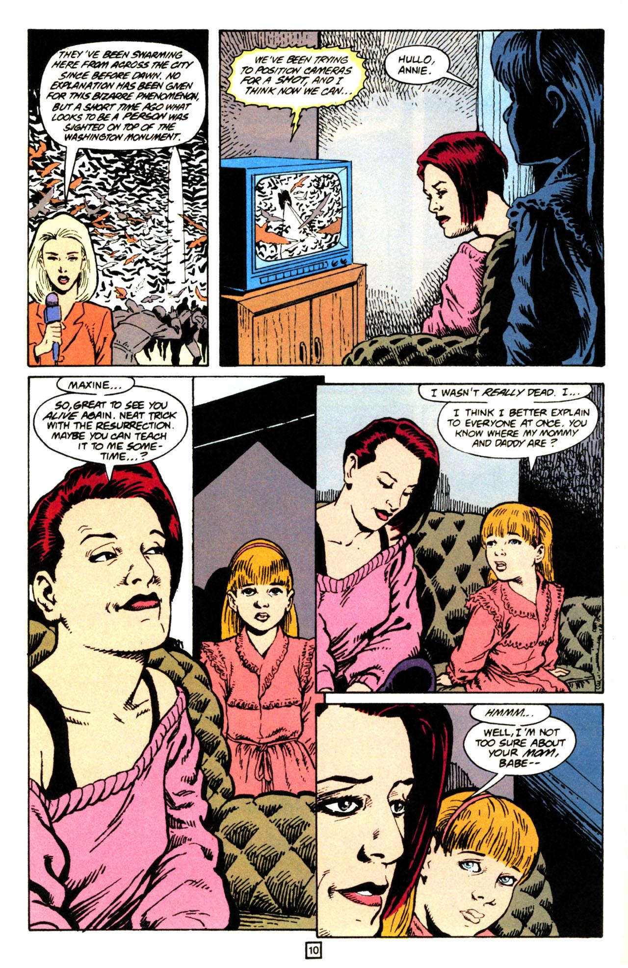 Read online Animal Man (1988) comic -  Issue #71 - 11