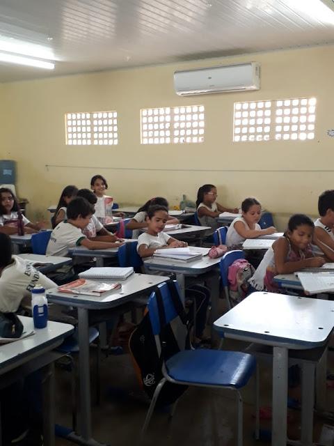 Resultado de imagem para escola pedro de lira borges vila do socorro ar condicionado