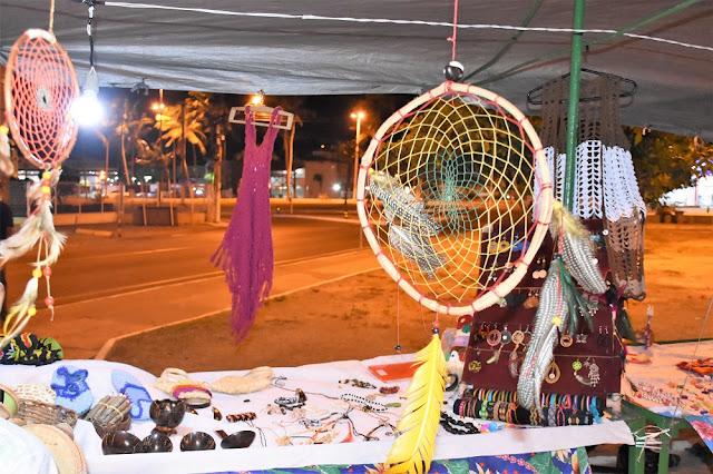 Feira do turista da Barra dos Coqueiros cresce com apoio da prefeitura
